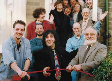 Opening of a new Move-on scheme 1993
